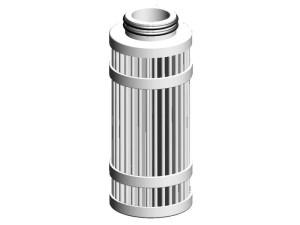 Cartuchos filtrantes para decantación de metales: oro, plata...