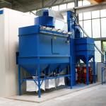 Aspiración y filtración industrial de cenizas, gases, vapores y humos