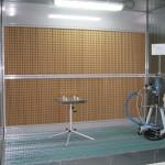 Muros de aspiración de pintura para lacados y barnizados