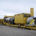Filtros de cartuchos de aspiración y filtración de polvo para plantas de asfalto