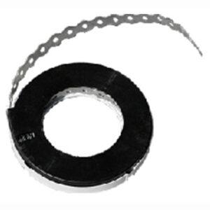banda suspensión cinta chapa acero galvanizado soporte aéreo tubería