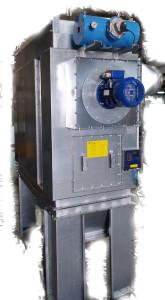 Unidades filtrantes - Baterías filtrante modulares y filtros ciclónicos o ciclofiltros