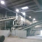 Sistemas de separación de elementos ligeros de reciclaje de residuos