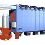 Filtros de cartucho con pre filtración mecánica
